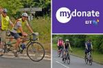 Community and Vocational - Service Above Self - Ron Sampsoms Charity Cycle Ride