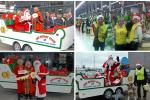 Community and Vocational - Service Above Self - Santa Sleigh Project