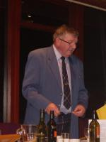 Burns Supper - Colin Hunter on behalf of Jane Hunter