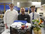 Rotary Young Chef competition 2014 -