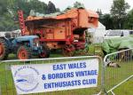 Abergavenny Steam Rally 2012 - East Wales and Borders Vintage Enthusiasts Club display