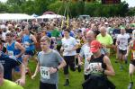 Great Baddow Races - Everybody is getting going
