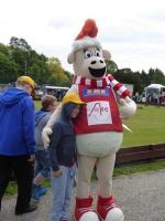 Kids Out 2015 - Photos with AFC Mascot!