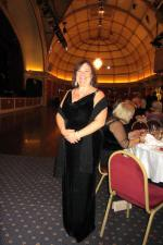 Club Scrap Book - President Diane Marsh