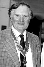 Brigg Rotary Club Past Presidents - 1986-Vic-Llewellyn