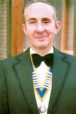 Brigg Rotary Club Past Presidents - 1988-Brian-Lait