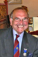 Brigg Rotary Club Past Presidents - 1994-Richard-Rutter