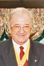 Brigg Rotary Club Past Presidents - 1997-Pat-Grisdale