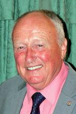 Brigg Rotary Club Past Presidents - 2002-Brian-Parker1