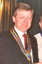 Brigg Rotary Club Past Presidents - 2003-Mike-Kennington1