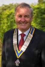 Brigg Rotary Club Past Presidents - 2006-Tom-Hogg