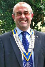 Brigg Rotary Club Past Presidents - 2008-Steve Pearce