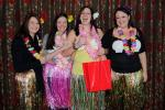 2010 Ultimate Quiz - The fancy dress winners from Inglis Vets.