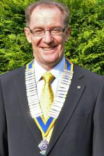 Brigg Rotary Club Past Presidents - 2012-Tony Forbes