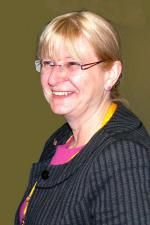 Brigg Rotary Club Past Presidents - 2013-Linda-Hewlwtt-Parker