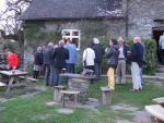 Visit by Swiss Rotarians May 2013 -