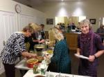 ABOUT Rotary Keswick - An International supper cooked by Rotarians in aid of the Tea Leaf Trust providing english language skills for tea estate workers