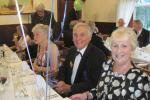 Millom Club Charter Dinner 2016 - Bryan and Nadine are enjoying themselves