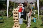 Pinner Rotary Summer Barbecue - Engineer at work