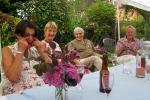 Pinner Rotary Summer Barbecue - Anne laughed till she cried