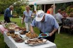 Pinner Rotary Summer Barbecue - Time for food