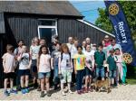 2016 Rotary Annual Charity Walk - raising funds for their group