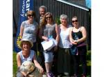 2016 Rotary Annual Charity Walk - Raising funds for a home track system