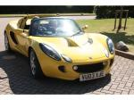 10th Dursley Rotary Classic and Sports Car Cotswold Tour - 2003 Lotus Elise
