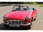 10th Dursley Rotary Classic and Sports Car Cotswold Tour - 1967 MGB Roadster