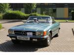10th Dursley Rotary Classic and Sports Car Cotswold Tour - 1980 Mercedes 350SL Auto