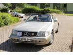10th Dursley Rotary Classic and Sports Car Cotswold Tour - 1998 Mercedes 280SL