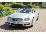 10th Dursley Rotary Classic and Sports Car Cotswold Tour - 2004 Mercedes SL55
