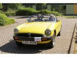 10th Dursley Rotary Classic and Sports Car Cotswold Tour - 1981 MGB