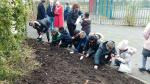 PLANTING CROCUS BULBS <BR/> LEADS TO LONG-TERM PARTNERSHIP -