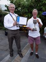 Club Handover - Presented to the club raising the most money, per club member, for the Rotary Foundation charity