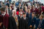 Technology Tournament led by Twickenham Rotary Club  - Group and mayor