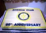 The Rotary Club of Glenrothes -  60th Anniversary - 60 cake