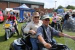 Doncaster Classic Car and Bike Show 2017 - 60th WA present