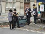 CHIPPY JAZZ AND MUSIC 2012 - their great sound could be heard around the town, proclaiming music to be the order of the day.