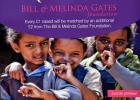 Around the Schools with the Purple4Polio exhibit. -