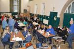 Primary School Quiz 8 March @Cathedral Hall Dunblane 15.30 - Cathedral Hall well filled with supporters.