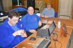 Primary School Quiz 8 March @Cathedral Hall Dunblane 15.30 - Backroom team - IT dept and the scorers