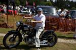 Wheels 2013 - Report and Slide Show - A Triumph on display