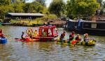 Ely Aquafest 2018 - The fire and ambulance rescue services