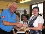 Ailsa Marches on to District Finals - More Cooking ideas?