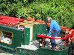 2013 Barge Trips for Local Community Groups -