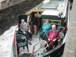 2013 Barge Trips for Local Community Groups - Going up!