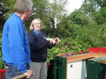 2013 Barge Trips for Local Community Groups - Rtns Chris Bartlam and Zena Muth