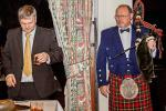 Burns Night at the Rotary - Gordon Mann