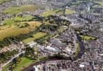 IMAGES OF KENDAL - Aerial View Of Kendal